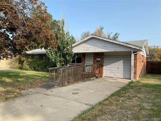 12063 E Arizona Drive, Aurora, CO 80012 (MLS #5593472) :: Neuhaus Real Estate, Inc.