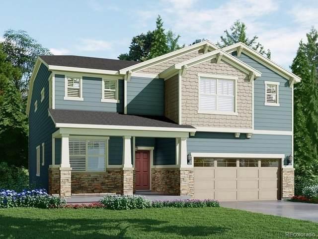 13631 Crane Court, Parker, CO 80134 (MLS #5594366) :: The Sam Biller Home Team