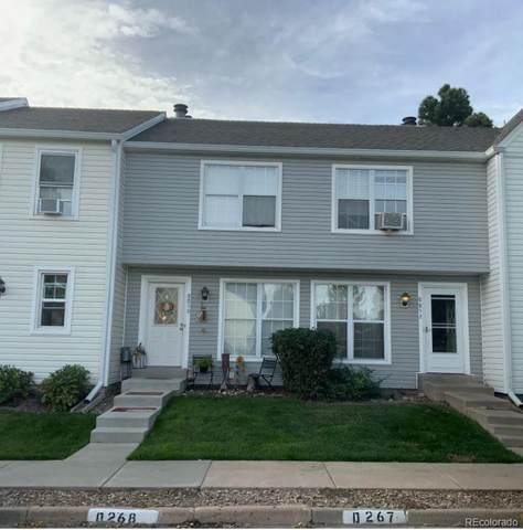 8852 W Dartmouth Place, Lakewood, CO 80227 (#5594427) :: Venterra Real Estate LLC