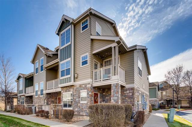 8470 Canyon Rim Trail #4, Englewood, CO 80112 (#5594465) :: Bring Home Denver with Keller Williams Downtown Realty LLC