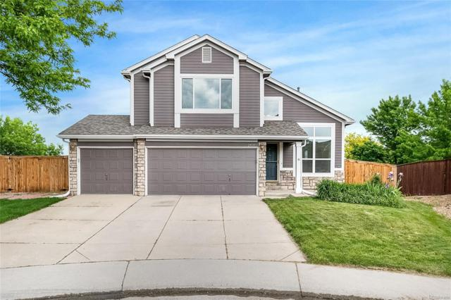2931 White Oak Trail, Highlands Ranch, CO 80129 (#5594607) :: The Heyl Group at Keller Williams