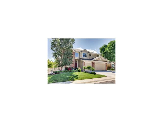 6012 Devinney Way, Arvada, CO 80004 (#5594782) :: The Griffith Home Team