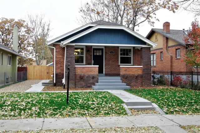 3619 N Vine Street, Denver, CO 80205 (#5594886) :: The Heyl Group at Keller Williams