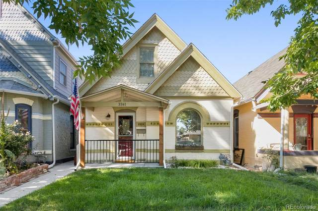 3341 W 33rd Avenue, Denver, CO 80211 (#5595218) :: The Brokerage Group