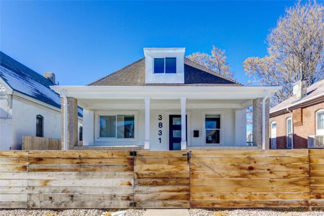 3831 N Gilpin Street, Denver, CO 80205 (#5595250) :: Compass Colorado Realty