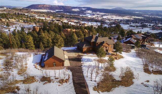 4670 Limestone Road, Monument, CO 80132 (#5595257) :: The Harling Team @ Homesmart Realty Group