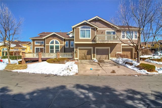 19551 E Mann Creek Drive B, Parker, CO 80134 (#5595634) :: The Heyl Group at Keller Williams