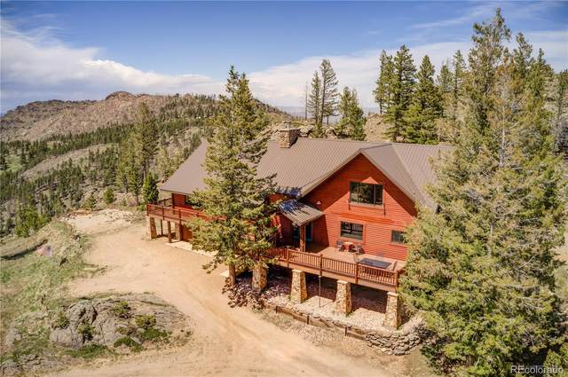 244 Blue Grouse Lane, Bellvue, CO 80512 (#5596537) :: The Healey Group