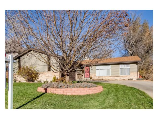 11447 W 59th Avenue, Arvada, CO 80004 (#5596984) :: The Peak Properties Group