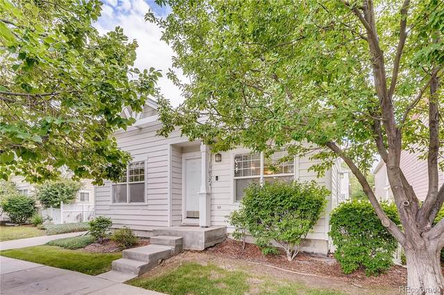 17032 E Wyoming Drive, Aurora, CO 80017 (#5597894) :: Peak Properties Group