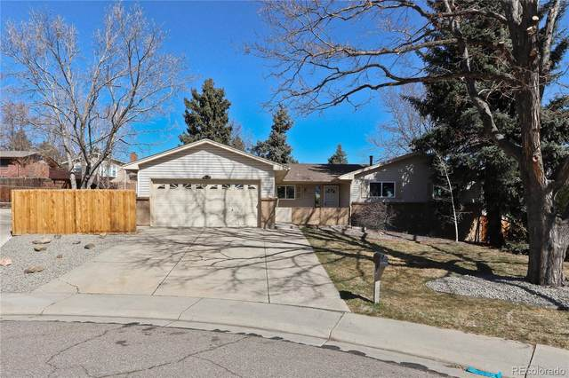8863 W 64th Way, Arvada, CO 80004 (#5597946) :: The Dixon Group
