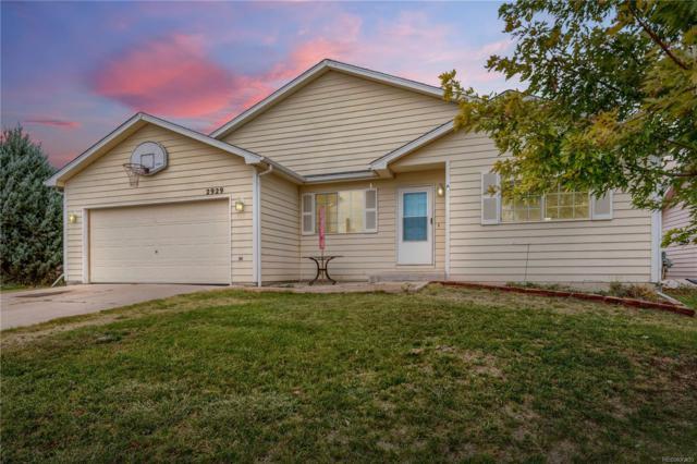 2929 Quail Street, Evans, CO 80620 (MLS #5598183) :: 8z Real Estate