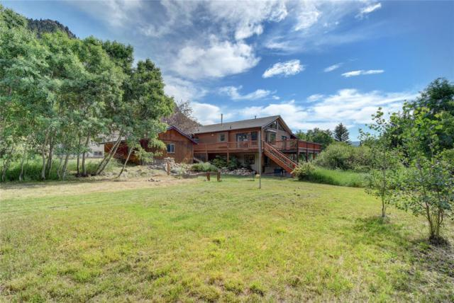 69 Willow Drive, Dumont, CO 80436 (MLS #5598856) :: Kittle Real Estate