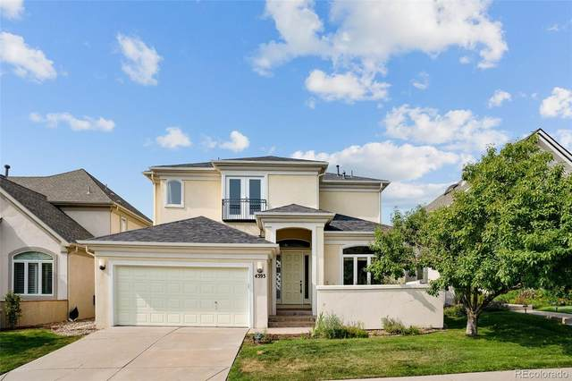 4393 E Phillips Place, Centennial, CO 80122 (MLS #5599496) :: Clare Day with Keller Williams Advantage Realty LLC