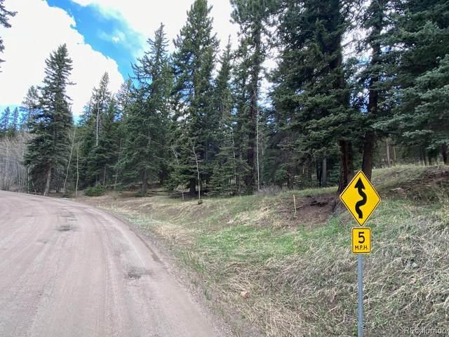 TBD Black Hawk Trail S, Conifer, CO 80433 (#5599570) :: Wisdom Real Estate