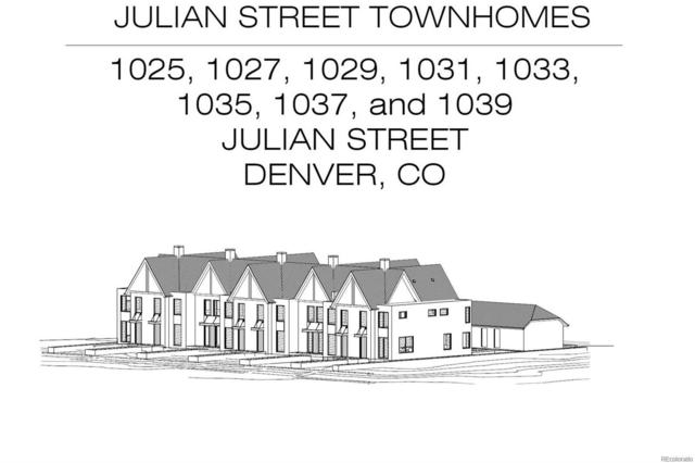 1035 Julian Street, Denver, CO 80204 (#5599753) :: Bring Home Denver