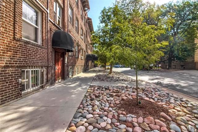521 E 14th Avenue #4, Denver, CO 80203 (MLS #5599888) :: Keller Williams Realty