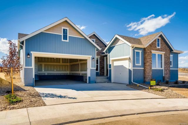 12906 W Montane Circle, Broomfield, CO 80021 (MLS #5599964) :: The Biller Ringenberg Group