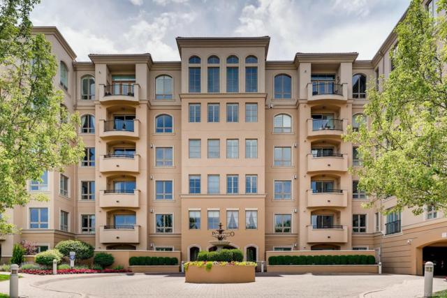 2500 E Cherry Creek South Drive #404, Denver, CO 80209 (#5600049) :: The Galo Garrido Group