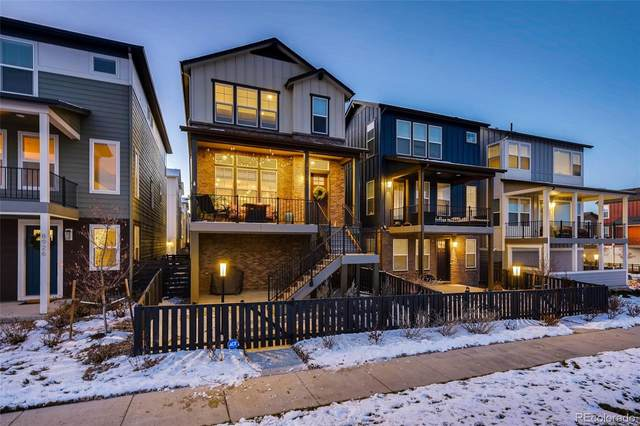 8922 Ramblestone Street, Highlands Ranch, CO 80129 (#5600075) :: The Gilbert Group