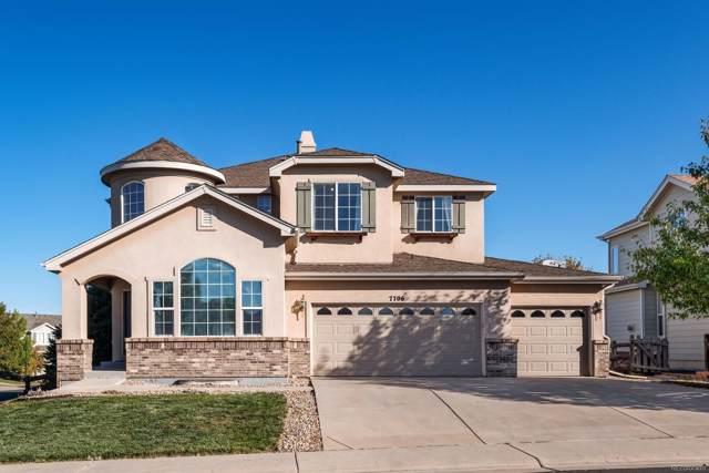 7706 Bison Court, Littleton, CO 80125 (MLS #5600116) :: 8z Real Estate