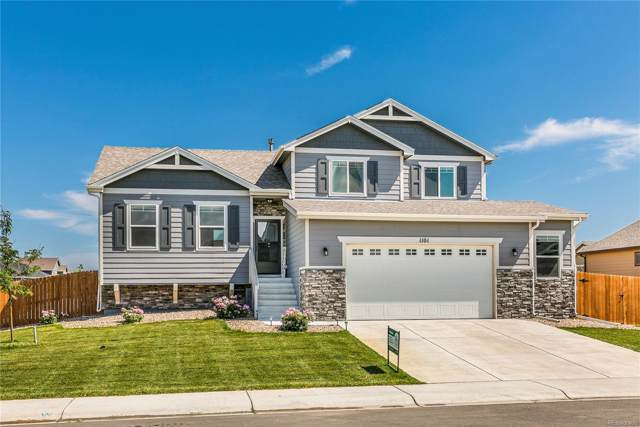 1101 Cottontail Lane, Wiggins, CO 80654 (#5600195) :: The Peak Properties Group