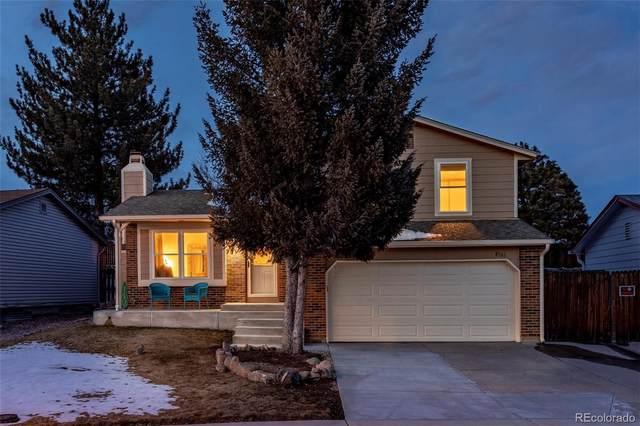 8561 W Star Circle, Littleton, CO 80128 (MLS #5600366) :: 8z Real Estate
