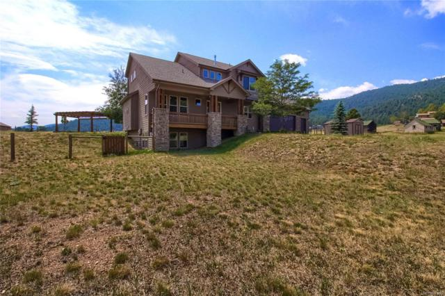 23410 Tesuque Road, Indian Hills, CO 80454 (#5600437) :: Bring Home Denver