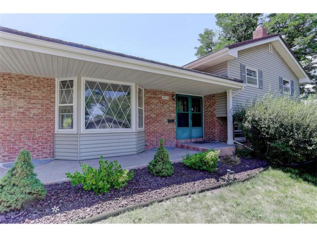 2416 W Davies Avenue, Littleton, CO 80120 (MLS #5600763) :: 8z Real Estate
