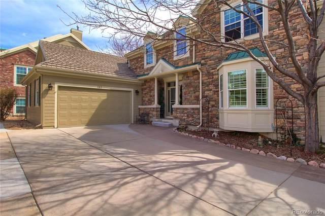 4545 S Monaco Street #342, Denver, CO 80237 (#5600898) :: HomeSmart