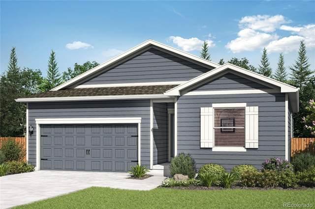 316 Thomas Avenue, Keenesburg, CO 80643 (#5601180) :: Kimberly Austin Properties