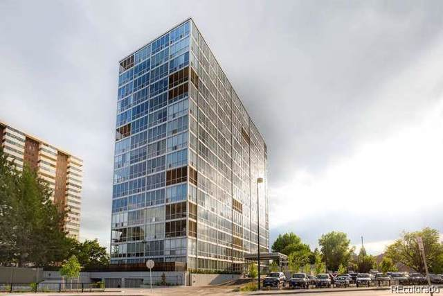 3100 E Cherry Creek South Drive #302, Denver, CO 80209 (#5601415) :: 5281 Exclusive Homes Realty