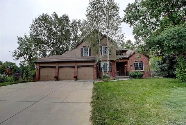 2336 S Fenton Drive, Lakewood, CO 80227 (MLS #5601503) :: 8z Real Estate