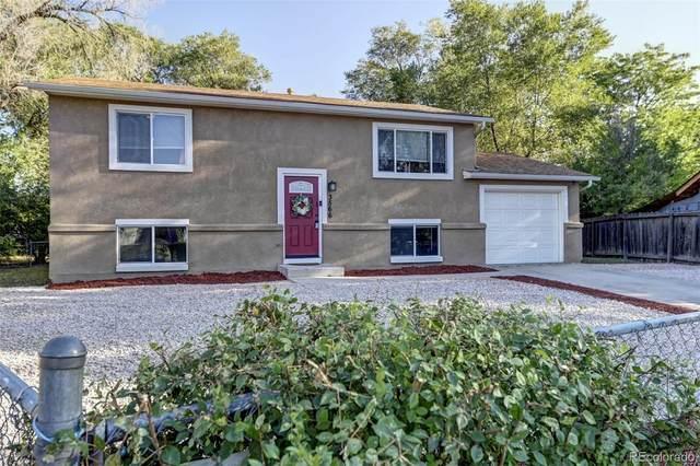 3566 Verde Drive, Colorado Springs, CO 80910 (#5601678) :: iHomes Colorado