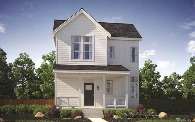 10141 E 59th Drive, Denver, CO 80238 (MLS #5601693) :: 8z Real Estate