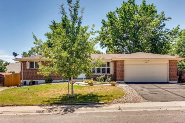 10900 W Saratoga Place, Littleton, CO 80127 (#5601787) :: Bring Home Denver