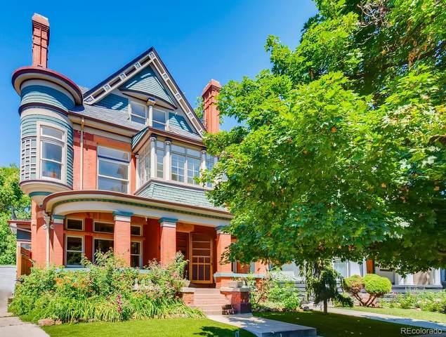 1325 Race Street, Denver, CO 80206 (#5602238) :: Venterra Real Estate LLC