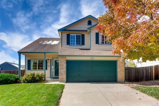 2213 S Uravan Street, Aurora, CO 80013 (#5602536) :: The Pete Cook Home Group
