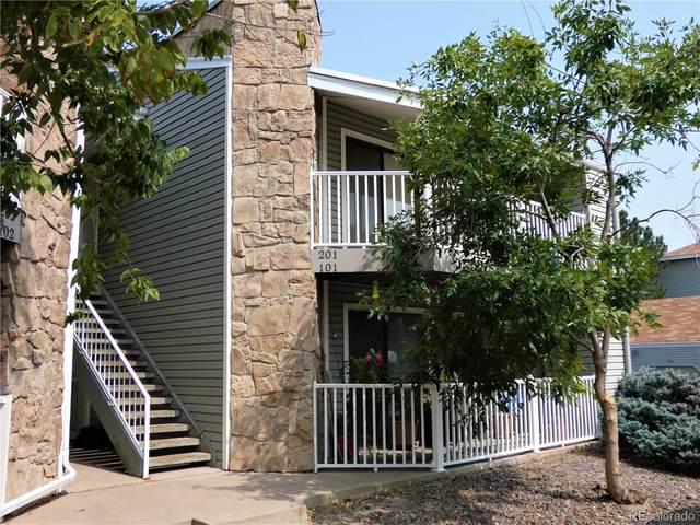 18391 E Kepner Place #201, Aurora, CO 80017 (#5602574) :: The Gilbert Group