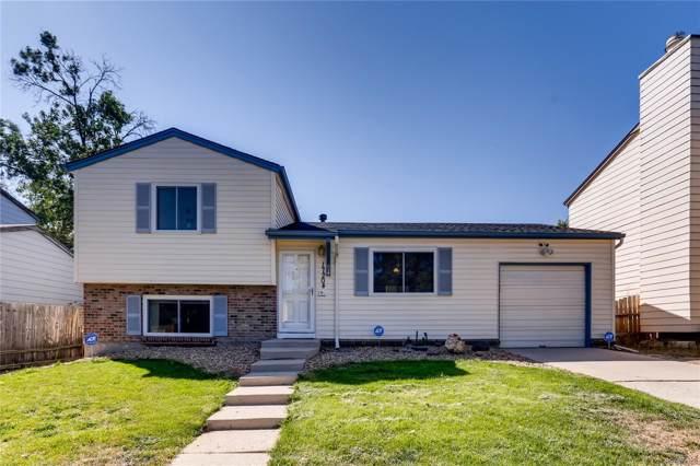 17204 E Mansfield Avenue, Aurora, CO 80013 (#5602990) :: The Dixon Group