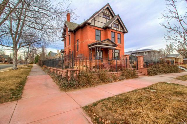 2401 N Gaylord Street, Denver, CO 80205 (#5603016) :: House Hunters Colorado
