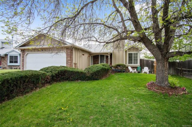 5930 S Oak Way, Littleton, CO 80127 (#5603153) :: Sellstate Realty Pros