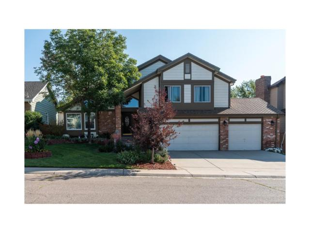 5144 S Laredo Way, Centennial, CO 80015 (MLS #5603163) :: 8z Real Estate