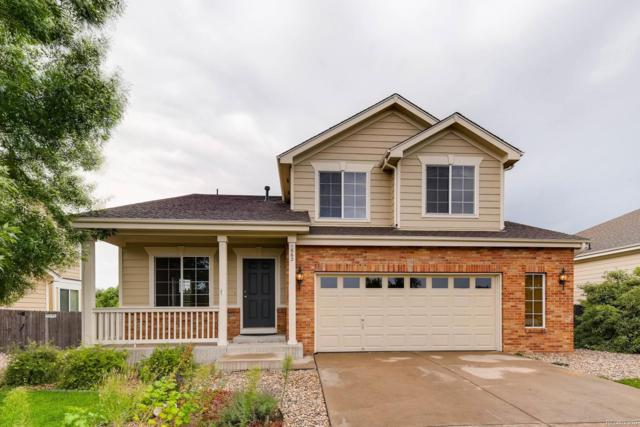 1662 E 100th Place, Thornton, CO 80229 (#5603502) :: The City and Mountains Group