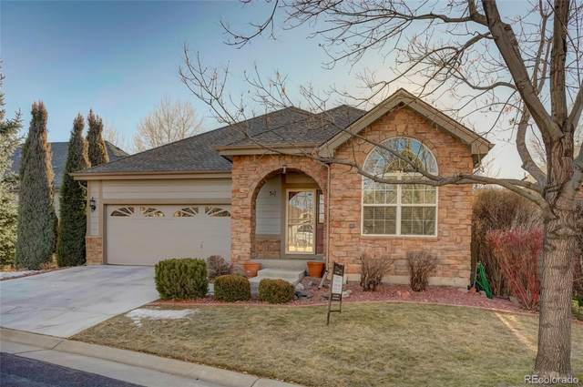 6900 W Grant Ranch Boulevard #31, Littleton, CO 80123 (#5603785) :: HomeSmart