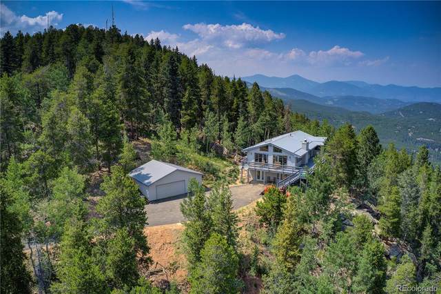 31237 Conifer Mountain Drive, Conifer, CO 80433 (#5604043) :: Hudson Stonegate Team