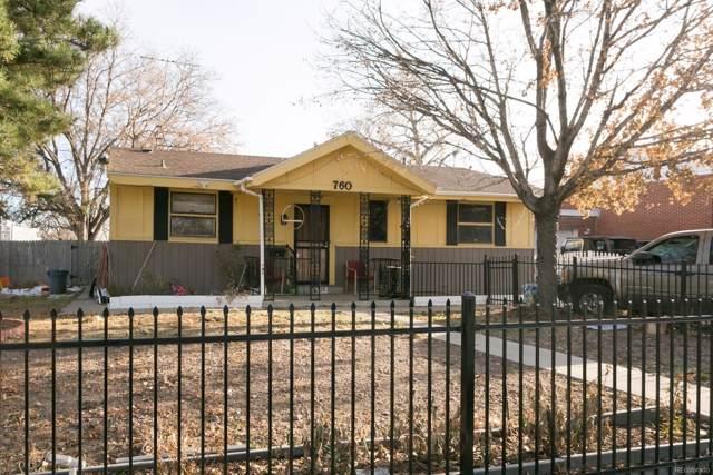 760 Del Norte Street, Denver, CO 80221 (#5604183) :: The Healey Group