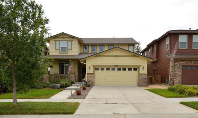10734 Telluride Street, Commerce City, CO 80022 (#5604303) :: The Pete Cook Home Group
