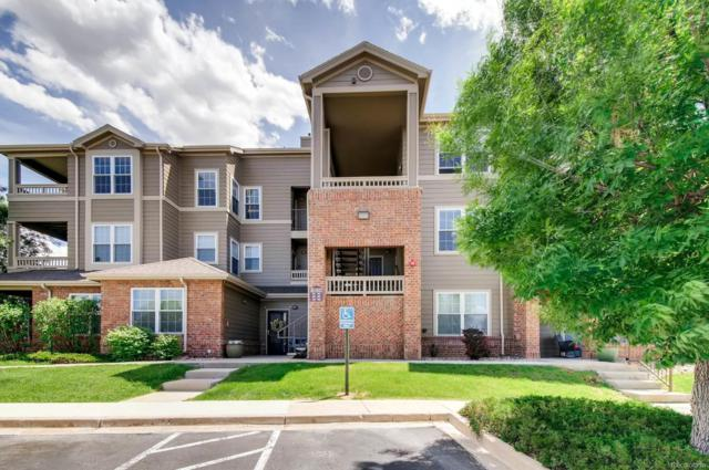 12822 Ironstone Way #301, Parker, CO 80134 (#5604440) :: The DeGrood Team