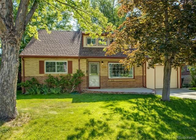 2940 S Vine Street, Denver, CO 80210 (MLS #5604504) :: 8z Real Estate